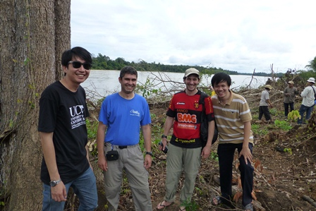 Mekong Flows team